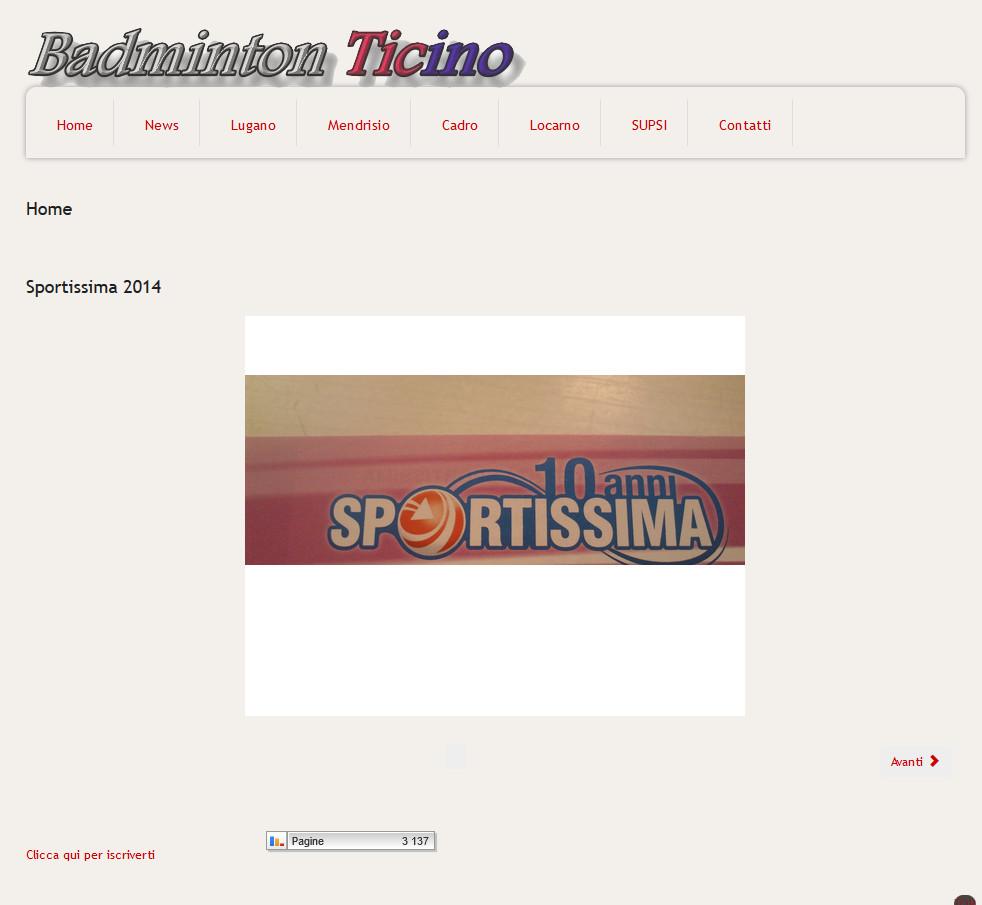 Federazione Badminton Ticino